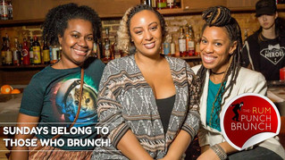 The Rum Punch Brunch is Back!