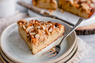 Tuesday, Nov. 26 is National Cake Day - Gluten-Free Almond Apple Cake Recipe