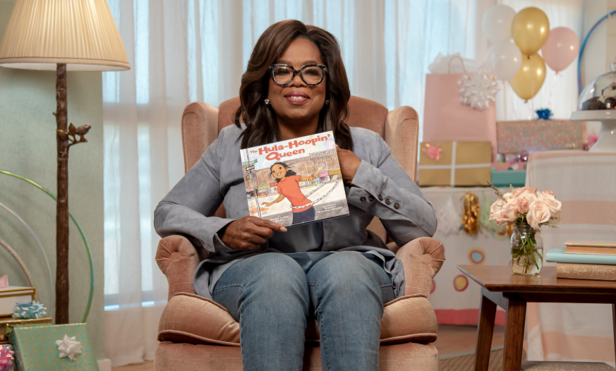 Oprah Winfrey reads for SAG-AFTRA Foundation's Storyline Online®