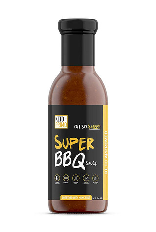 NEW Keto Primo: BBQ Sauce made for Keto Dieters