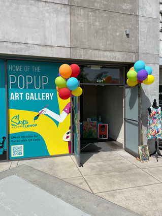 Celebrate One Last Summer Fling At Shops Around Lenox's Pop-Up Gallery