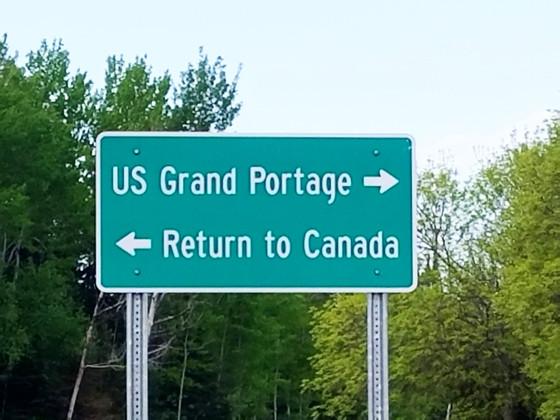 Grand Portage State Park, MN