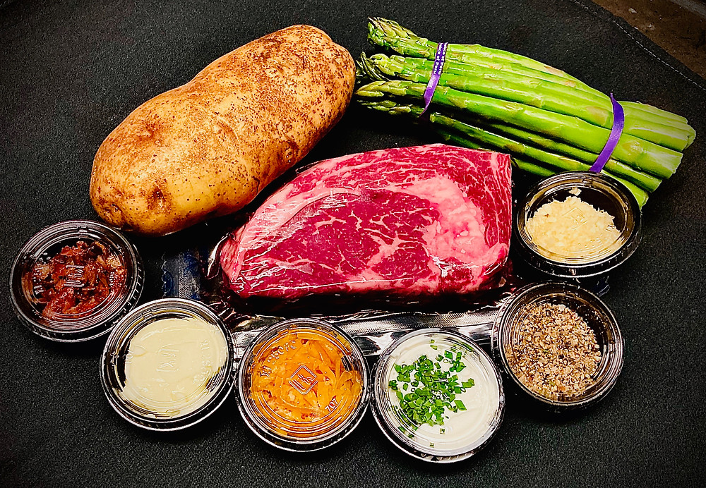 All Grilled Up This Labor Day With Butcher Market Baskets From Dantanna's: