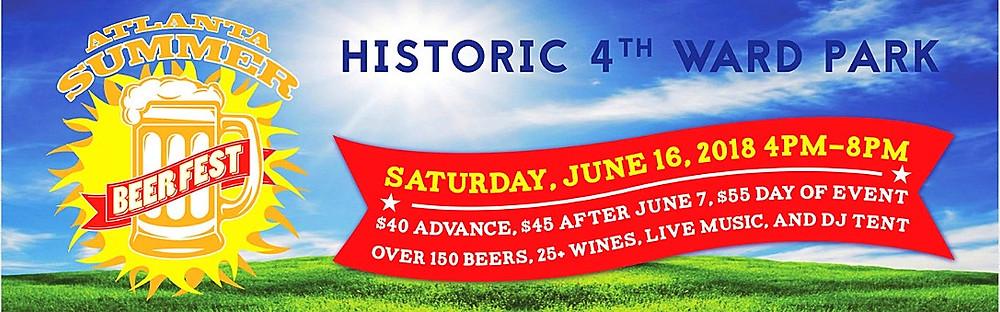 Atlanta Summer Beer Fest Returns