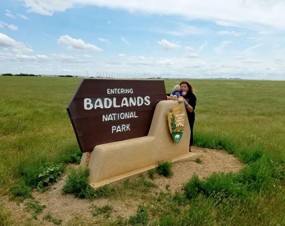#37 Badlands National Park, SD