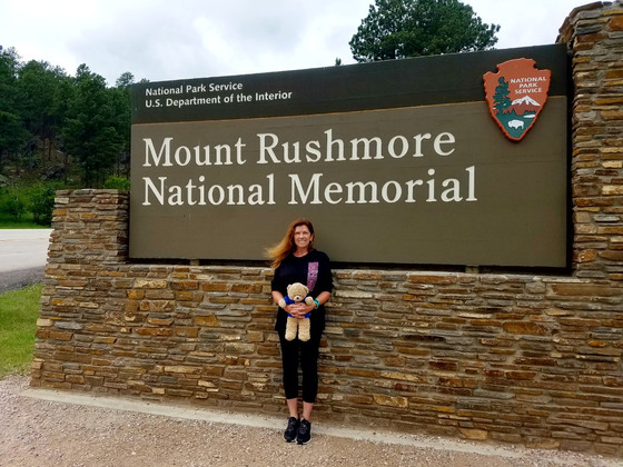 Mt. Rushmore National Monument, SD  #11