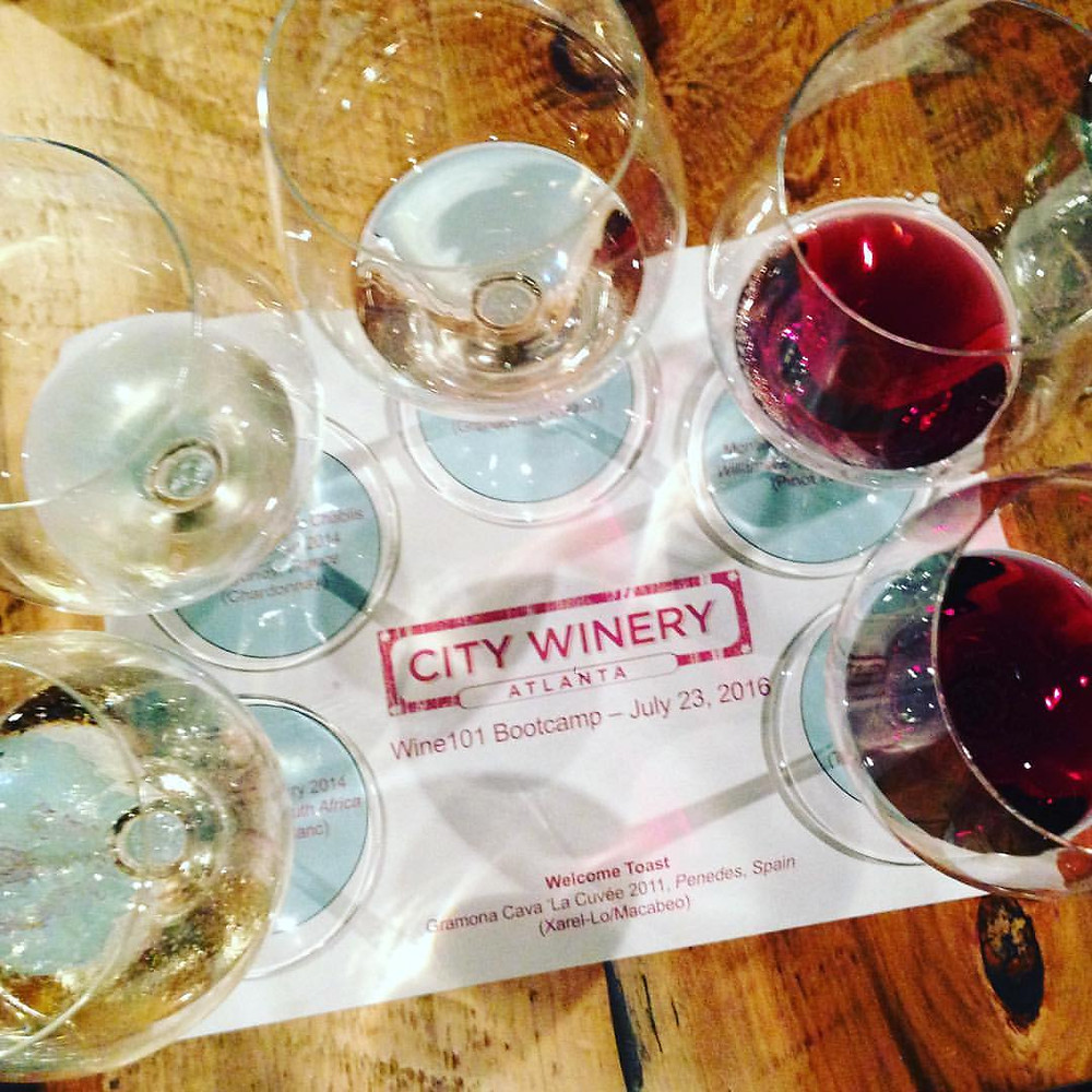 City Winery Hosts Scout Cookies and Wine Pairing Party