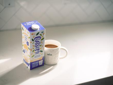 Just Released! Oatsome Organic Oat Milk by BetterBody Foods