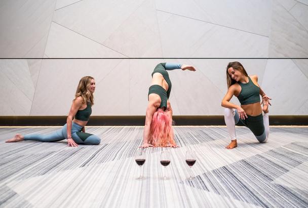 Vino Vinyasa Yoga® Instructors