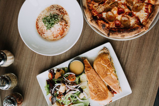 Firepit Pizza Tavern - Young, Wild & Three Anniversary Party