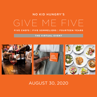 No Kid Hungry Atlanta Hosts Virtual Give Me Five Event