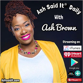 Ash Brown has been featured on Charter Communications, Food Network TV, Lifetime TV, Starz TV, CW 69 and NBC 11 Alive.