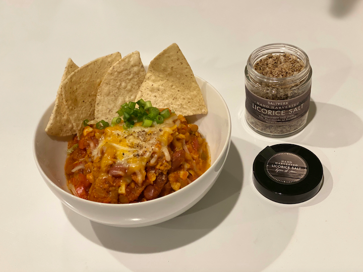 Elevate your Super Bowl Chili with Noma Chefs' favorite Salt
