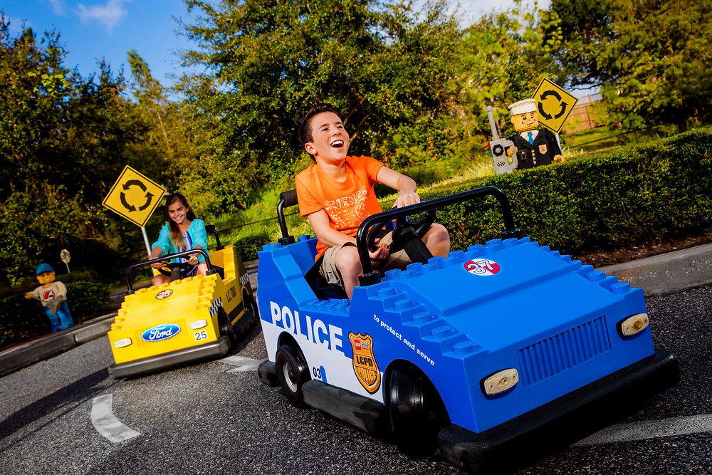 LEGOLAND® Florida Resort Honors U.S. Police Officers, Firefighters and EMS Personnel with Free Admission Through September