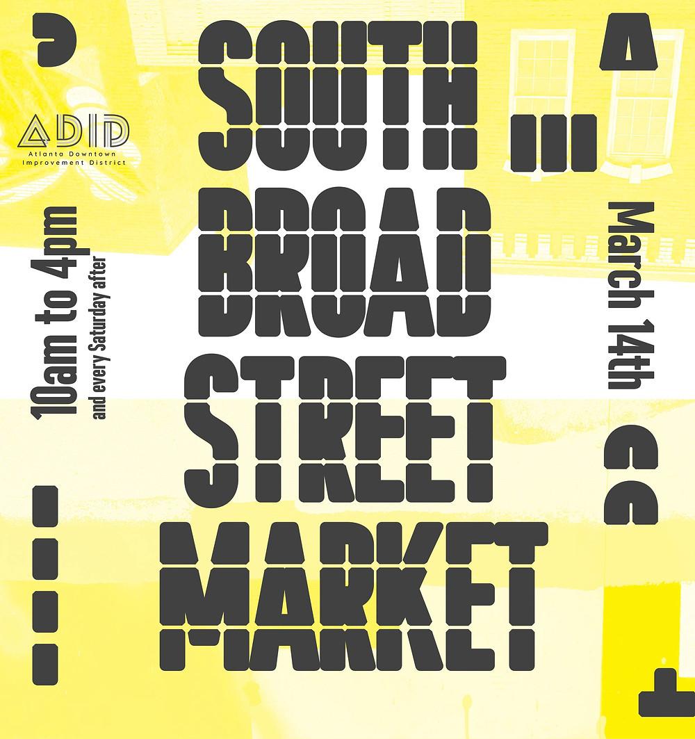 South Broad Street Market Debuts Saturday