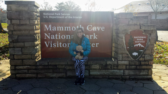 #1 Mammoth Cave...49 to go!