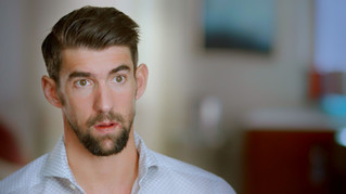 Michael Phelps Gets Candid About His Struggles in the Spotlight
