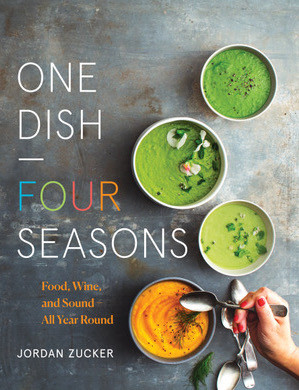 ONE DISH - FOUR SEASONS Author Jordan Zucker