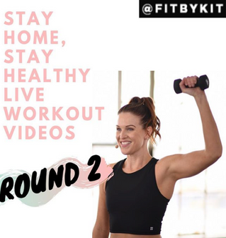 Celebrity Trainer Kit Rich Partners with Baby2Baby and Extends LIVE Daily Videos