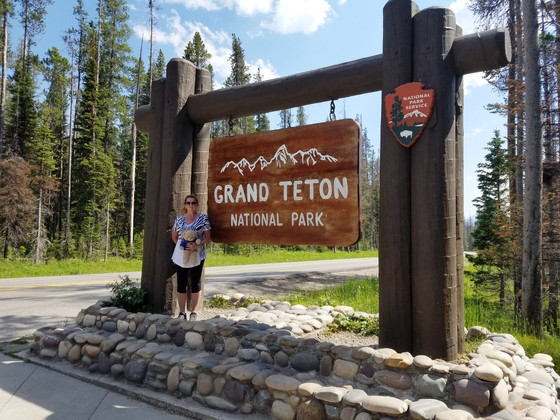 #43 Grand Teton National Park, WY