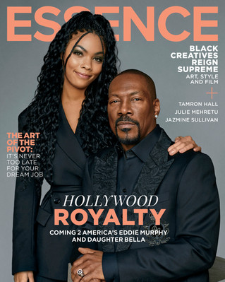 ESSENCE TRIPLE COVERS FEATURE STAR-STUDDED CASTOF THE HIGHLY-ANTICIPATED COMING 2 AMERICA