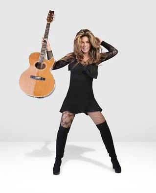 Shania Twain: The Humor and Strength of a Global Superstar
