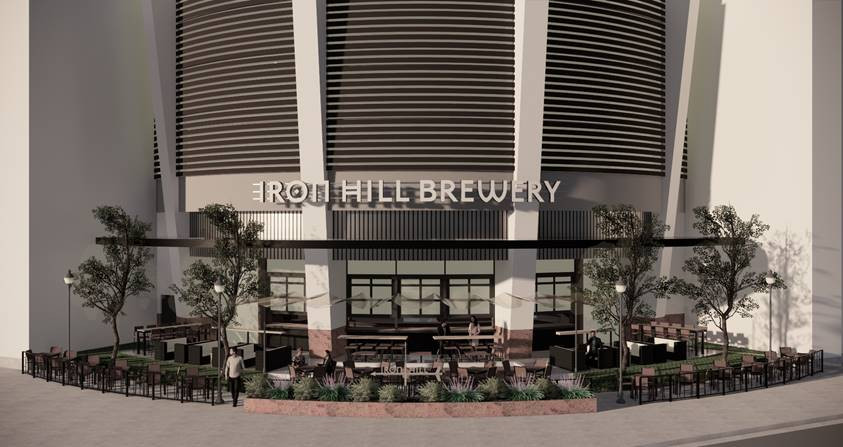 Iron Hill Brewery & Restaurant Announces Expansion