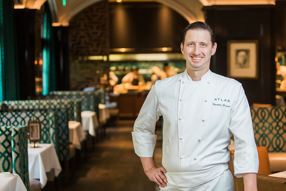 Atlas Chefs Head to the Beard House for Whole-Lamb Feast