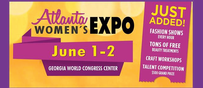 FREE Tickets to 2019 Atlanta Women's Expo
