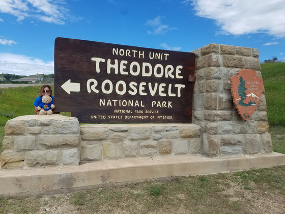 #39 Theodore Roosevelt National Park North Unit, ND