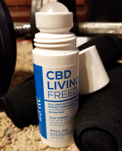 CBD Living - PRODUCT REVIEW