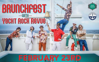 Sail Away with Yacht Rock Revue During Park Tavern's Brunchfest This Saturday