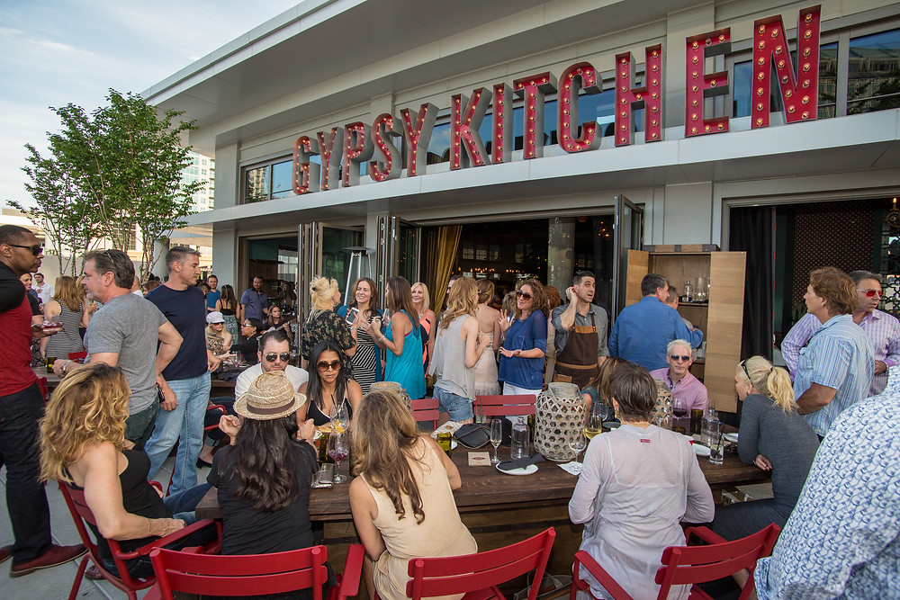 Gypsy Kitchen Celebrates Five Festive Years With Anniversary Party Oct. 13