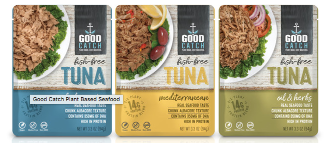 Award-Winning, Chef-Created, Good Catch Plant Based Tuna Makes National Debut With Major Retailers