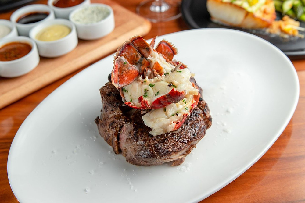 Filet All Day at STK