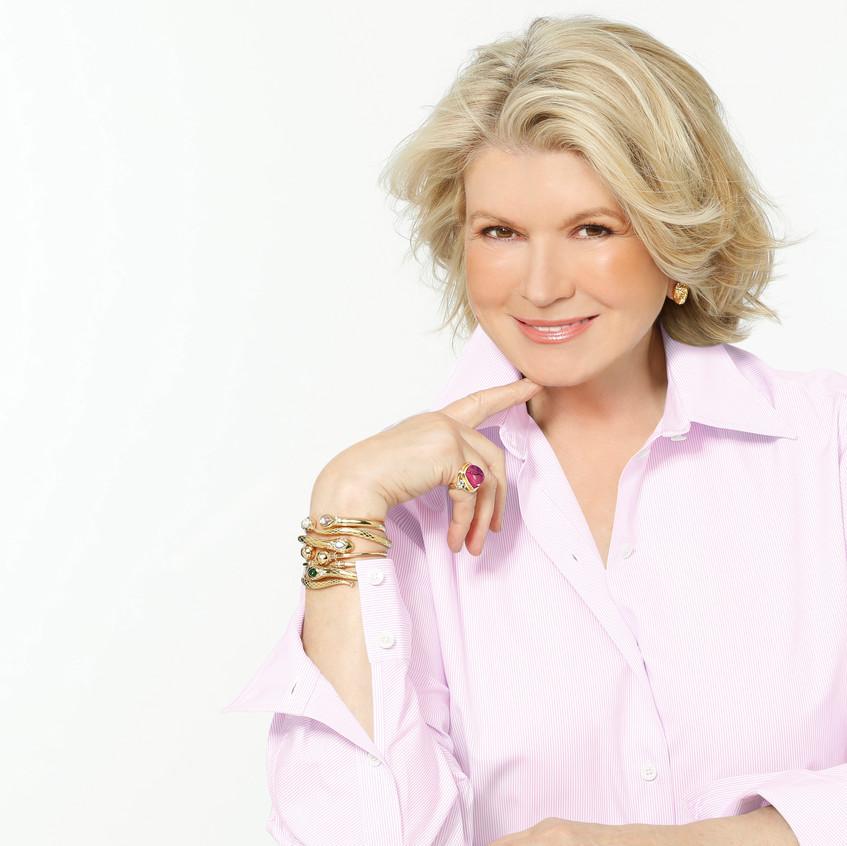 Martha Stewart by Fadil Berisha