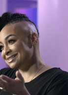 Award-Winning Actress, Singer and TV Host Raven-Symone Reflects on Her Journey to Success
