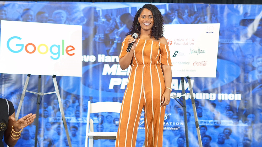 "Google Screens ""GODCOMPLX"" @ ABFF; Promotes Tech at Steve Harvey's Mentoring Camp"