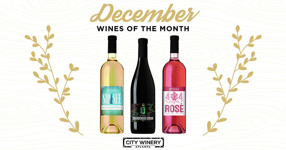 Last Minute Holiday Gifts from City Winery