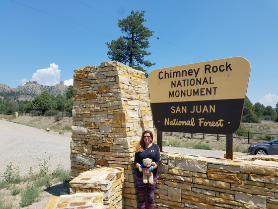 Chimney Rock National Monument, CO  #12