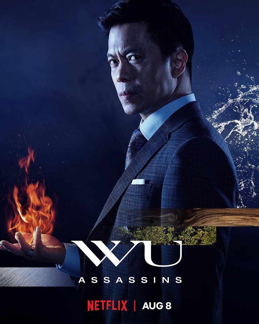 Byron Mann and Tzi Ma Star in the Netflix Series Wu Assassins