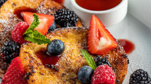 A Toast To The Classic Sweet & Savory Brunch Favorite, French Toast!