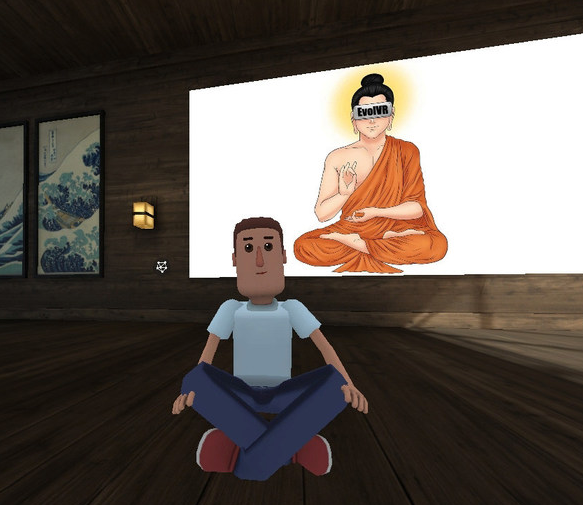EvolVR Launches First Ever Virtual Reality Yoga and Meditation Classes