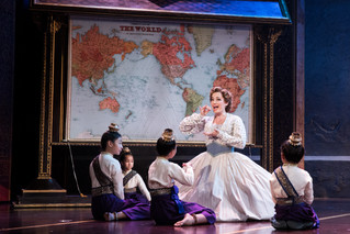 Broadway in Atlanta offers discounted student rush tickets for THE KING AND I at the Fox Theatre Sep