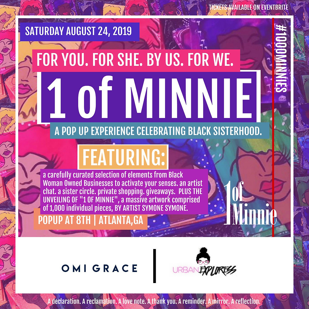 Omi Grace and the Urban Exploress Present: 1 of Minnie