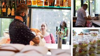 Mission + Market Concludes Seven Week Free Meal Program After Serving More Than 1,000 Meals