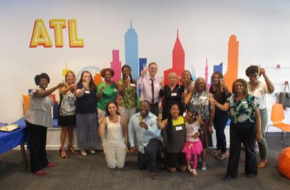 National Nonprofit, Pajama Program, Celebrates One Year Anniversary of Atlanta Reading Center in Glenwood Park