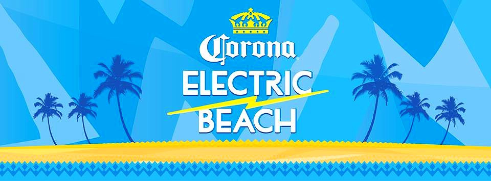 """CORONA ELECTRIC BEACH'S """"BATTLE FOR THE BEACH"""" CONTEST IS SENDING ONE UP-AND-COMING DJ TO LAS VEGAS TO PLAY THE WORLD'S BIGGEST STAGE: ELECTRIC DAISY CARNIVAL (EDC)"""