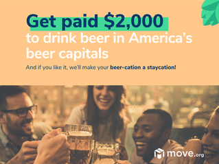 New Job Pays You $2k to Drink Beer 🍻