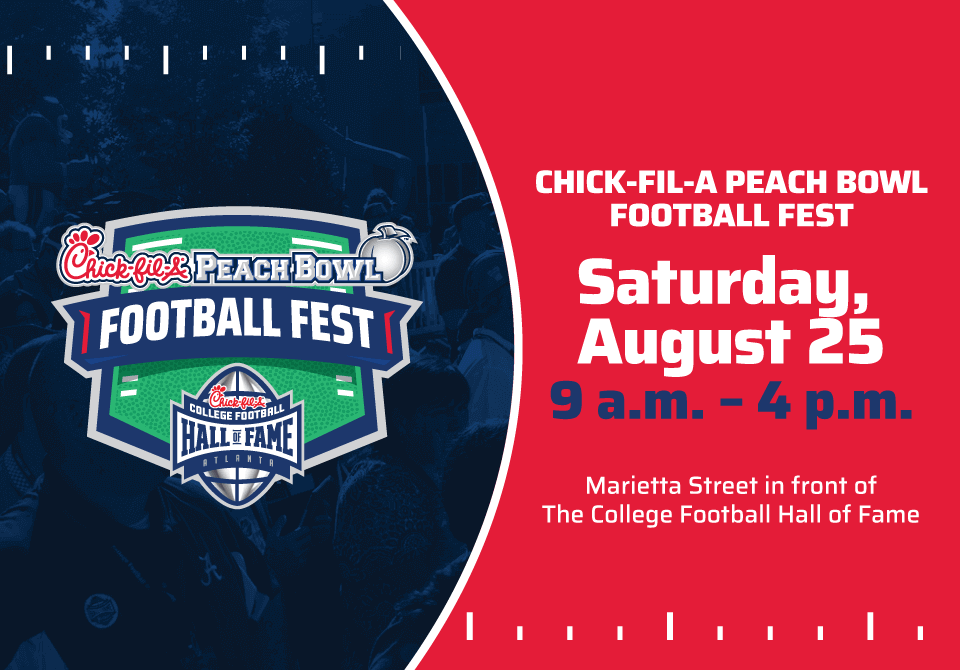 Chick-fil-A Peach Bowl Football Fest
